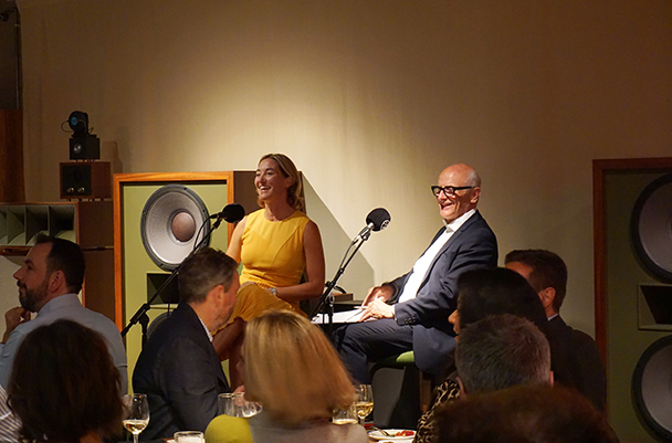 Spiritland Talks: Architecture & Music with Sadie Morgan