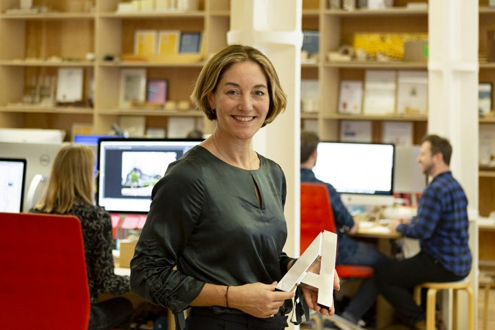 Sadie Wins 'Female Architectural Leader of the Year' Award