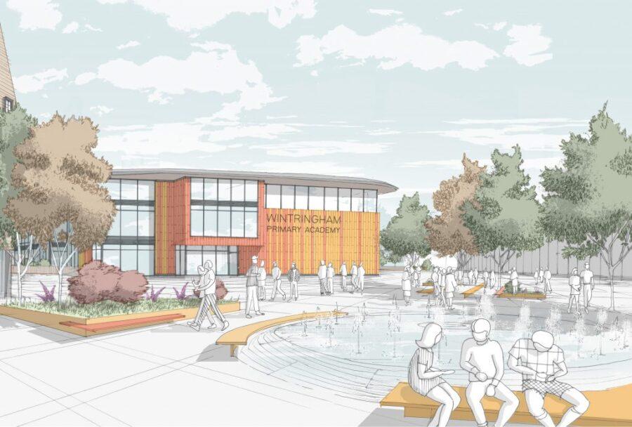 Full steam ahead for Wintringham Primary School