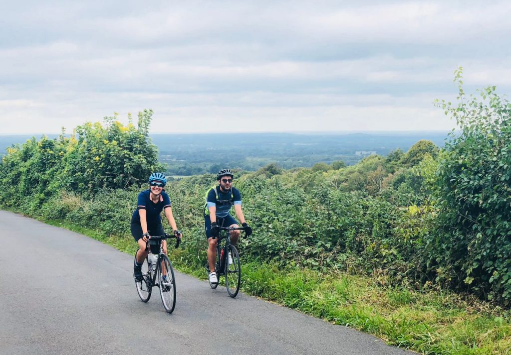 dRMM's Roslyn Stanwick joins the Cycle to MIPIM 2019 Peloton