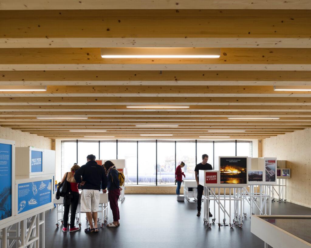Indoor exhibitions