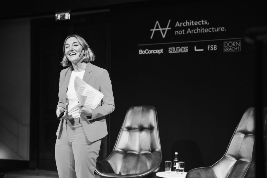 Architects not Architecture