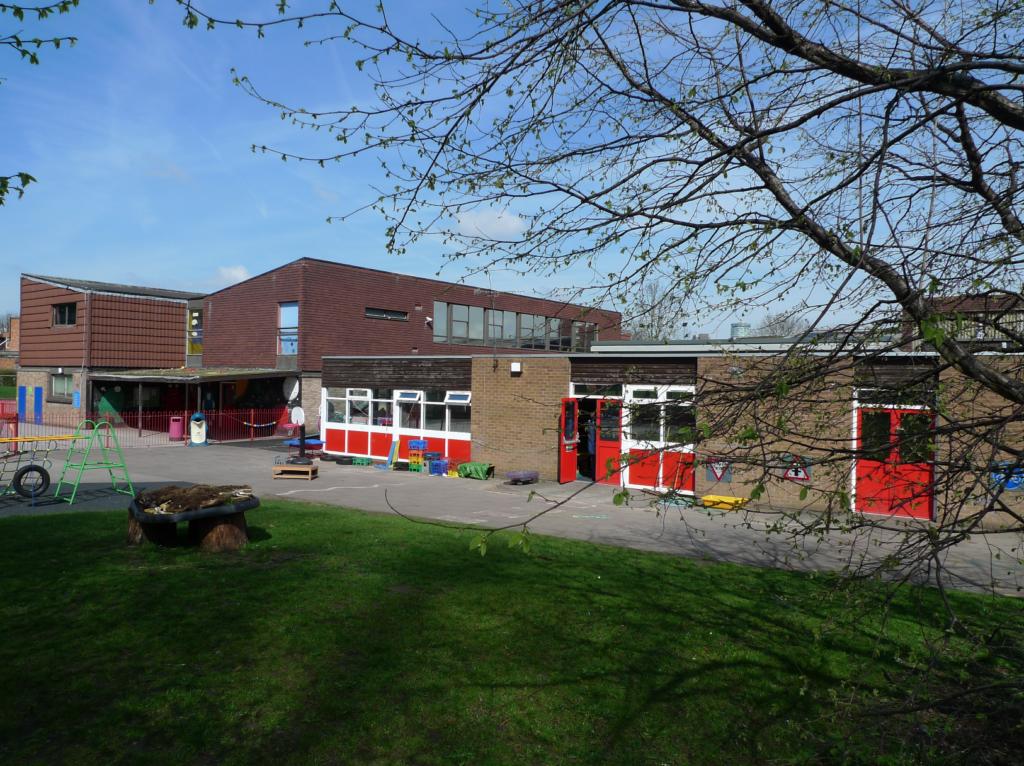Original school building 2