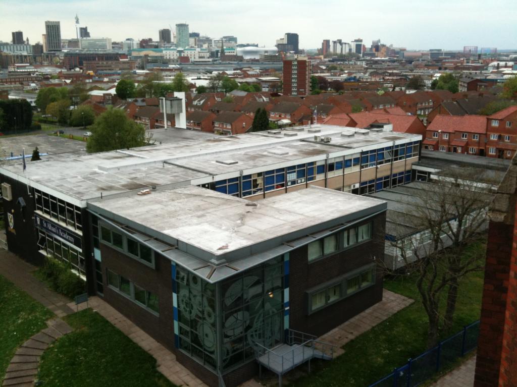 Original school building 1