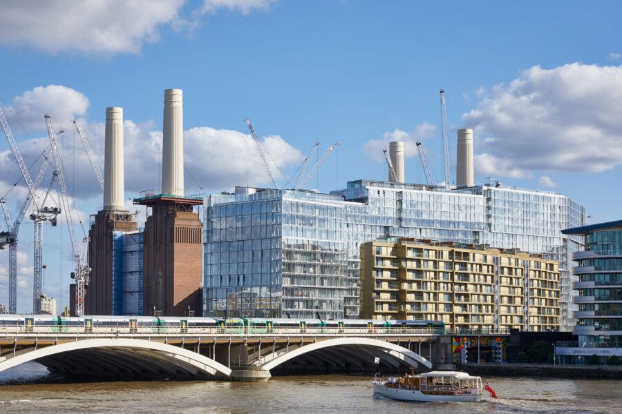 Faraday House apartments in Battersea awarded RIBA London prize