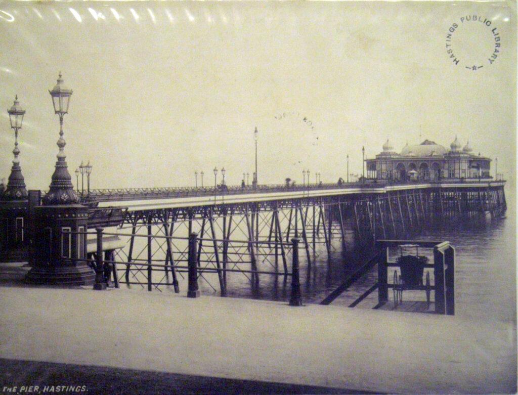 1872-1899 Hastings pier
