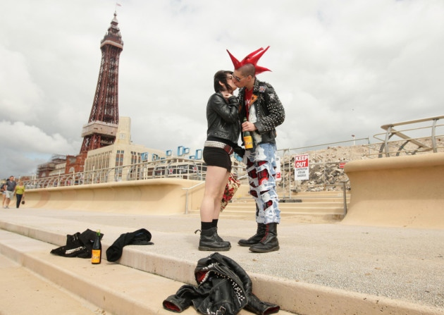 Dr. Martens Rebellion Festival 2013, Blackpool Promenade.