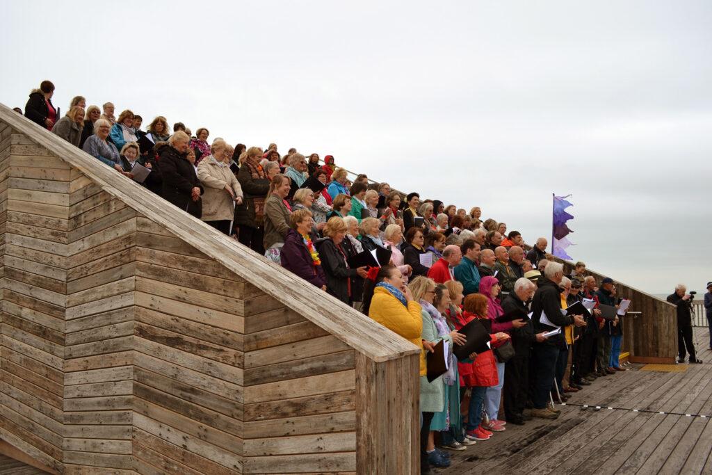 Choir performances