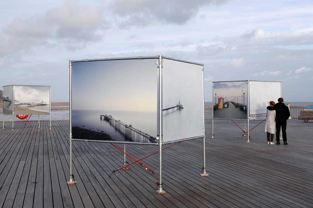 Outdoor exhibitions